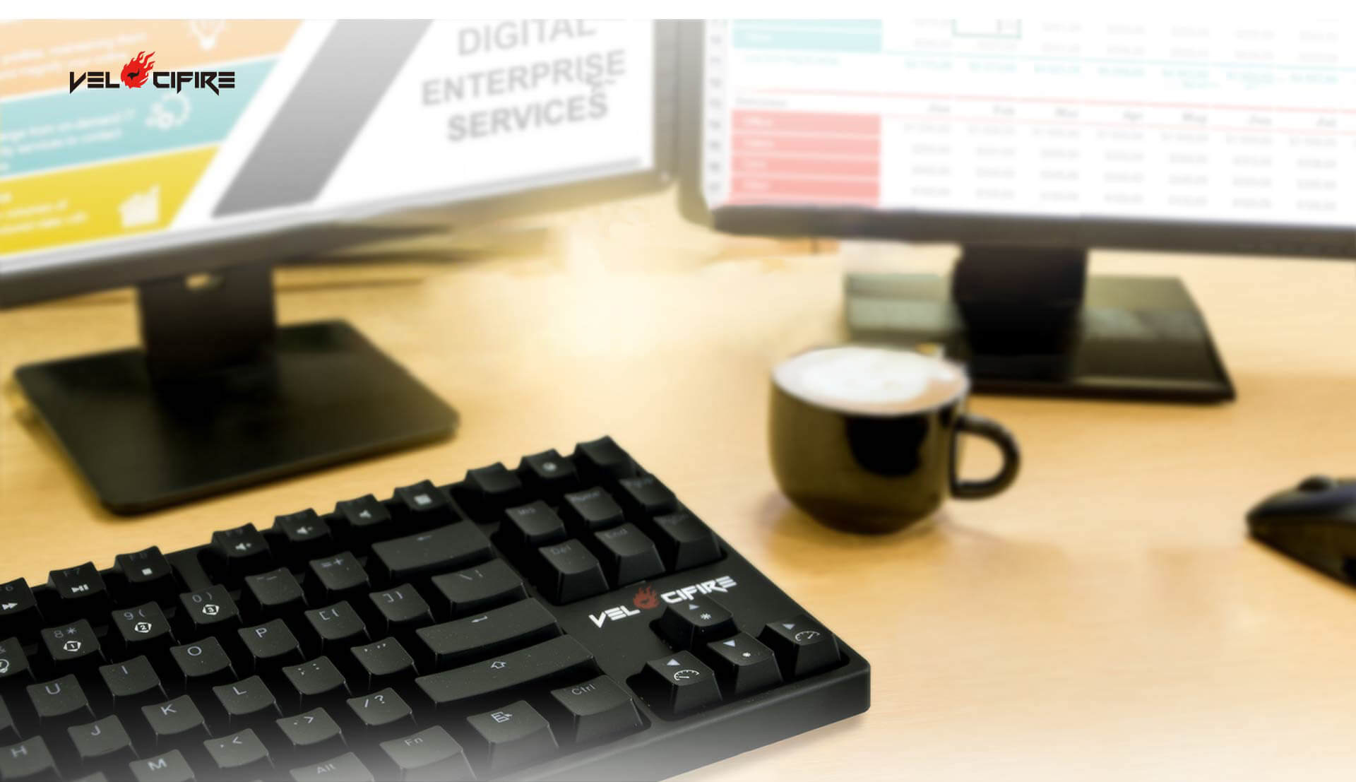 72d93f01d47 The Best Budget Mechanical Keyboard: Velocifire TKL01 Wired ...