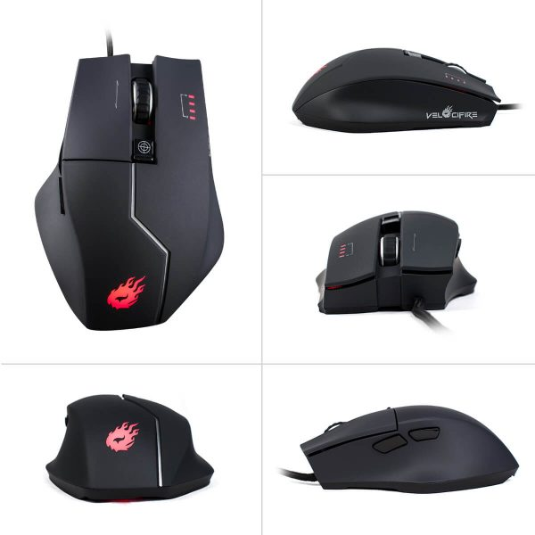 velocifire v9 gaming mouse