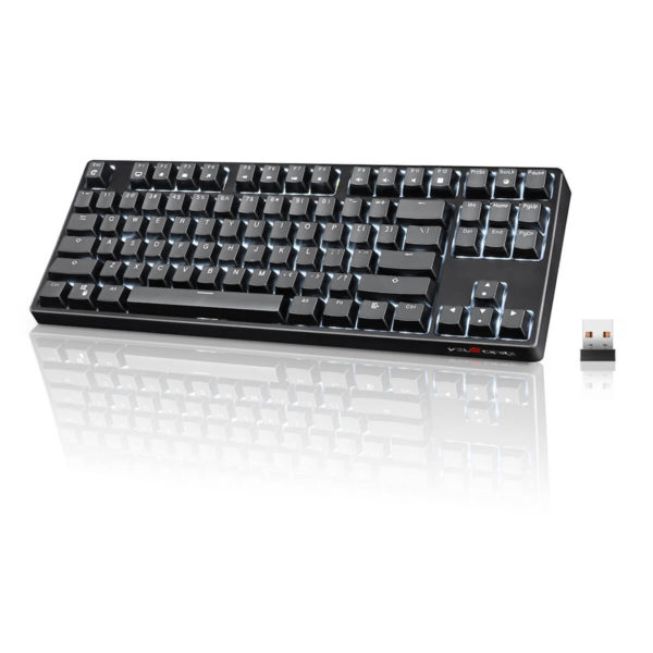 TKL02WS Wireless Mechanical Keyboard