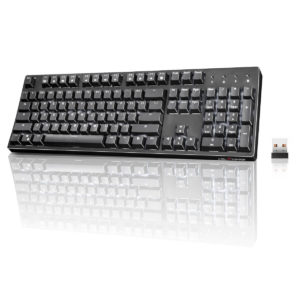 VM02WS Wireless Mechanical Keyboard