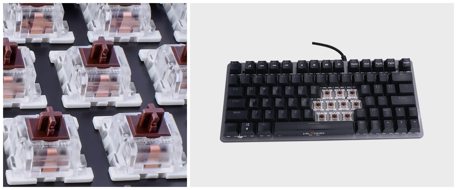 A Comprehensive Guide to Chinese Mechanical Switches – Make