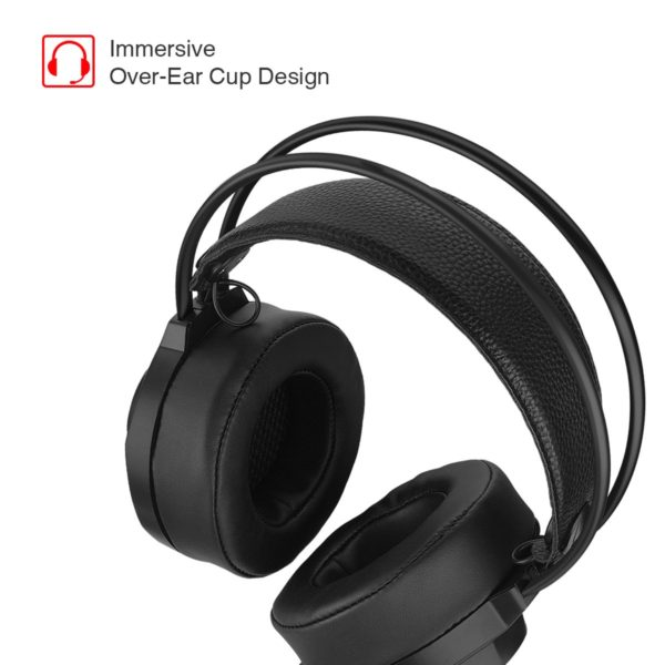 VH01 USB Headset with Microphone