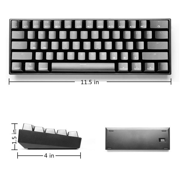 Velocifre M2 61 Key Mechanical Keyboard
